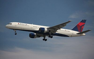 Illustrative photo of a Delta Boeing 757 (Makaristos/Wikipedia)