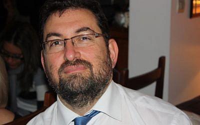 French Jewish community member Bernard Musicant. (Courtesy)