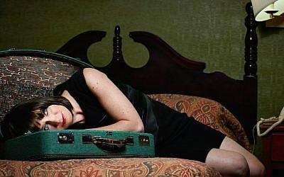 NPR's funny lady Ophira Eisenberg (Vanessa Lenz)