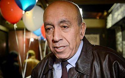 Zouheir Bahloul (Gili Yaari/Flash90)