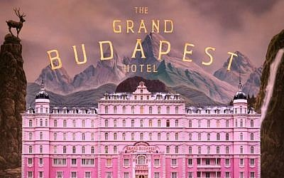 'The Grand Budapest Hotel' leads the 2015 Oscar nominations. (photo credit: YouTube screen capture)