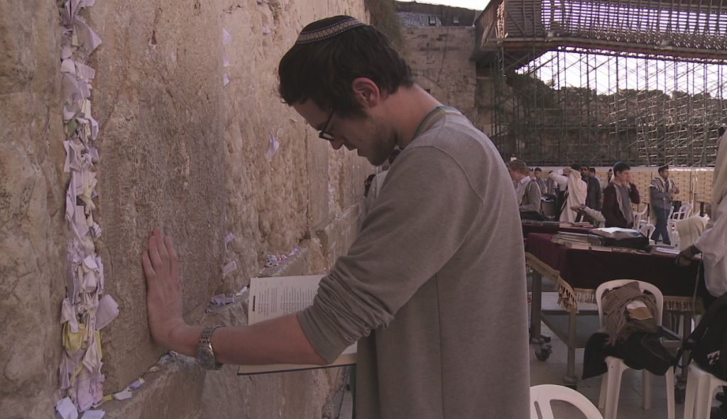 Cousin Stephan Kummer has recently converted to Judaism. (KinoLorber)
