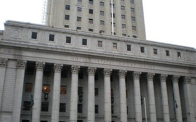 US 2nd Circuit Court of Appeals in New York City (Photo credit: CC-BY-SA Wikimedia Commons)