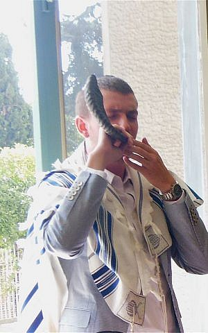 'A Jewish community has to be there for its members in times of joy and in times of need,' says Rabbi Gabriel Negrin. (courtesy)