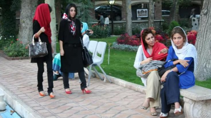 Rules dating iranian women