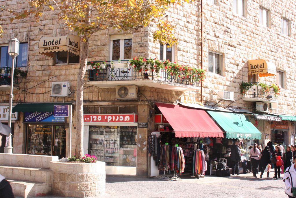 The Palatin Hotel (photo credit: Shmuel Bar-Am)