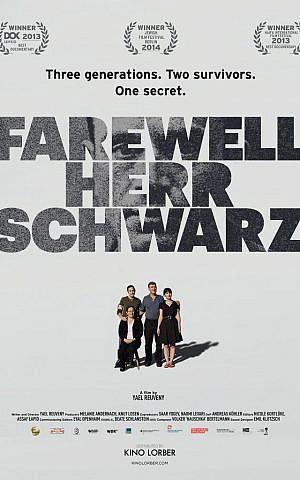 Poster for 'Farewell Herr Schwarz' (KinoLorber)