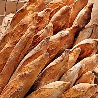 Illustrative. Baguettes. (via Shutterstock)