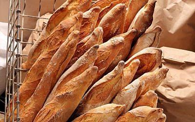 Illustrative. Baguettes. (via Shutterstock)