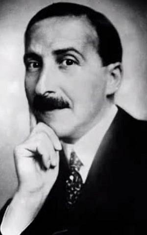 Jewish author Stefan Zweig (YouTube screenshot)