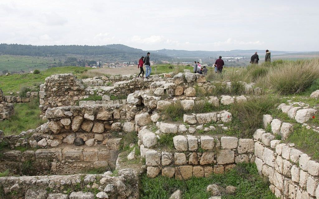Beth Shemesh Philistines: At Tel Beit Shemesh, An Ancient Biblical Site Transforms