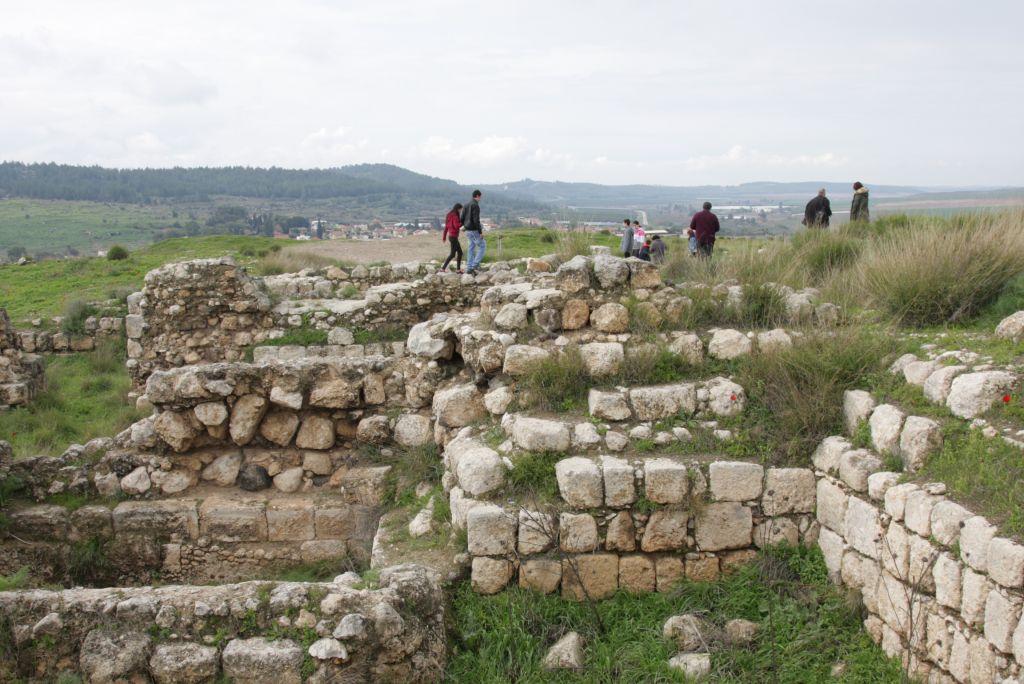 Beth Shemesh Judah: At Tel Beit Shemesh, An Ancient Biblical Site Transforms