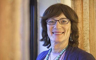 Jewish educator Yiscah Smith in Jerusalem, January 15, 2015. (AP Photo/Dan Balilty)