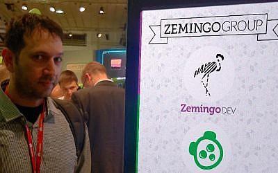 Zemingo CEO Tsiki Naftaly (Photo credit: Courtesy)