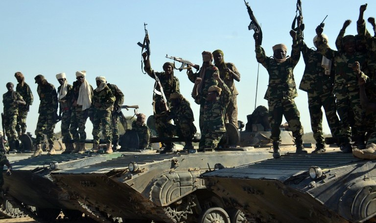 Image result for Chadian army