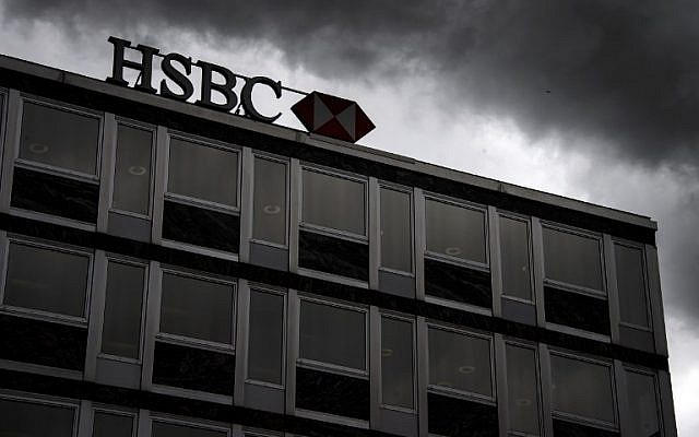 Banking giant HSBC divests from Israeli defense firm Elbit | The