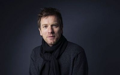 Ewan McGregor poses for a portrait to promote the film 'Last Days in the Desert' at the Eddie Bauer Adventure House during the Sundance Film Festival on Sunday, January 25, 2015, in Park City, Utah. (photo credit: Victoria Will/Invision/AP)