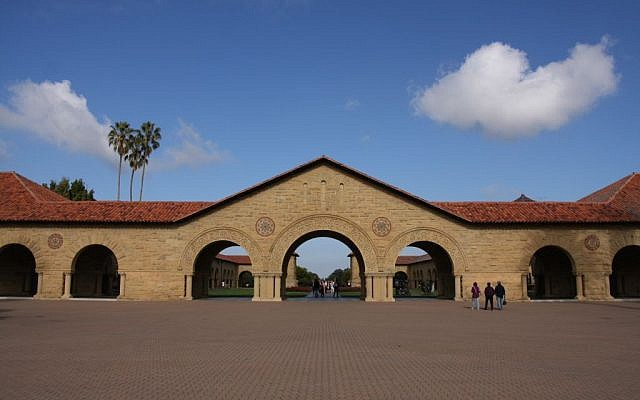 Stanford University blocked a measure to divest the institution's holdings in companies that operate in the West Bank. (Photo credit: Kazuhisa Otsubo/CC BY 2.0/Flickr
