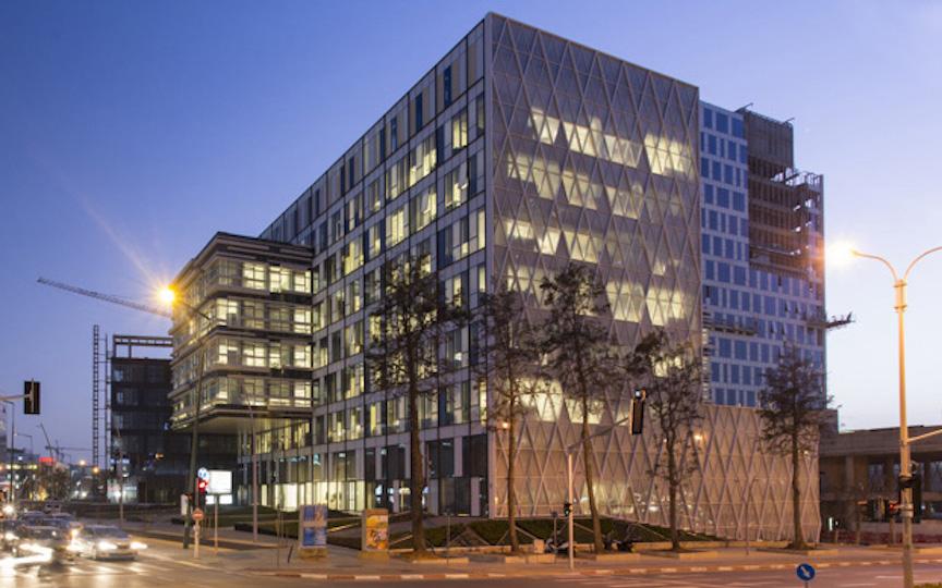Apple's new Herzliya R&D center (Photo credit: Courtesy)