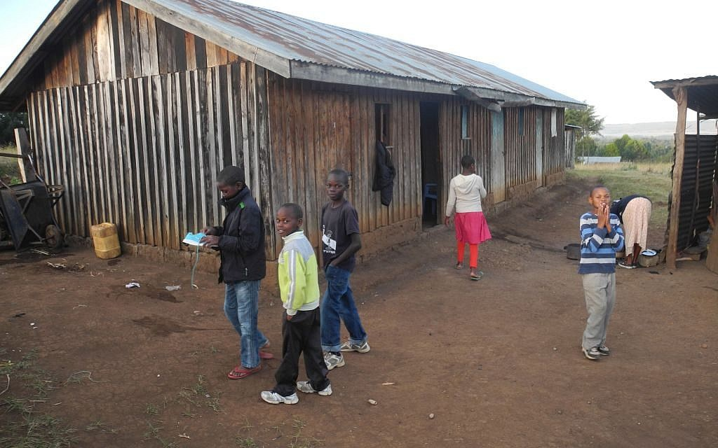 In Kenya's highlands, a Jewish community struggles for