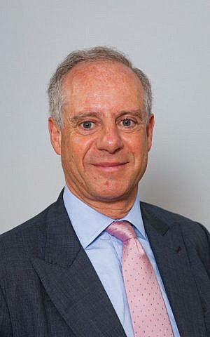 Jonathan Arkush, Board of Deputies vice president (courtesy)