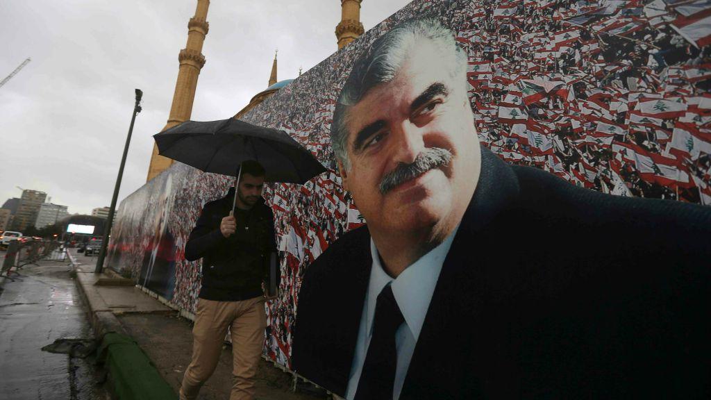 Hizbullah member sentenced to life for Hariri murder