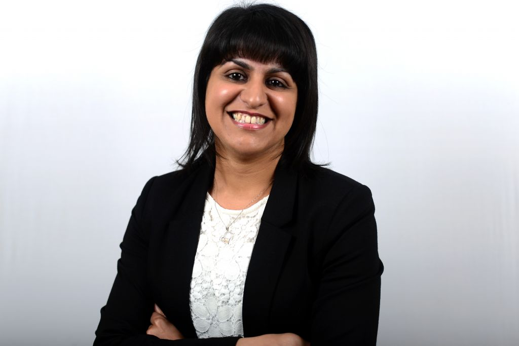 Shabana Mahmood MP for Birmingham Ladywood (courtesy)