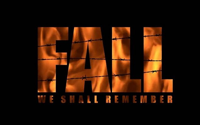 From the promo video introducing Julian Hanford's FALL art installation. (Vimeo screenshot)