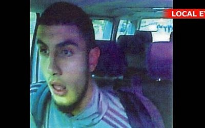 Gunman behind double shootings in Copenhagen was identified by Danish media as a 22-year-old Omar el-Hussein who had a history of violent crime and was released from jail two weeks prior to the February 14,2015 shooting. (Photo credit: YouTube screenshot)