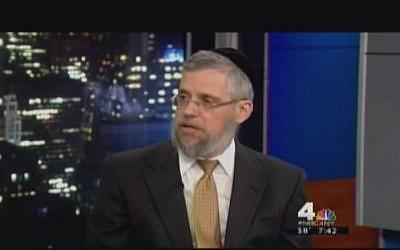 Yisroel Schulman (photo credit: YouTube screen capture)