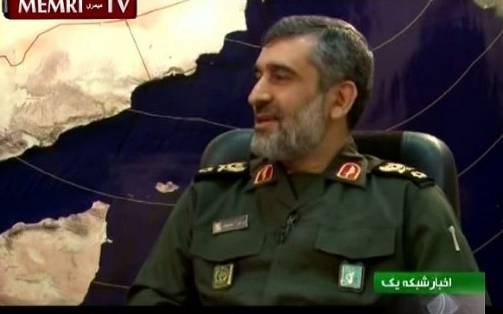 Iranian general says country ready for 'full-fledged war' with US