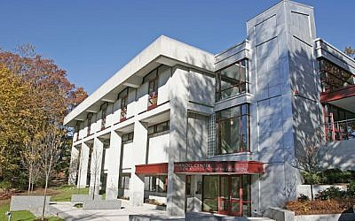 The Mandel Center for Studies in Jewish Education at Brandeis University in Waltham, Massachusetts (Brandeis University/via JTA)