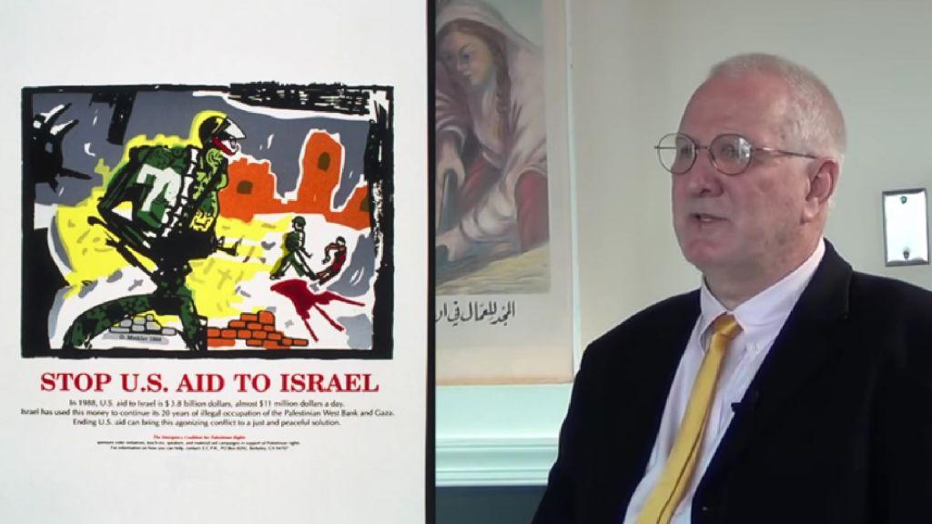 unesco head reiterates veto of palestine poster collection the