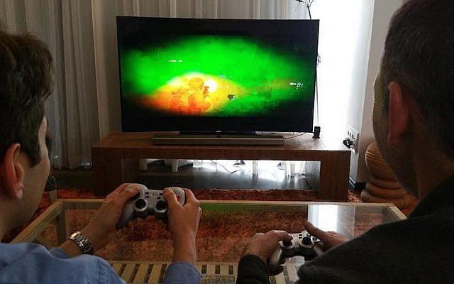 A Samsung Smart TV (Photo credit: Courtesy)