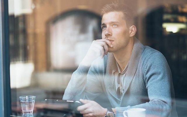 An Israeli study finds daydreaming may actually enhance performance and prepare the mind for complex tasks. (Photo credit: Man daydreaming image via Shutterstock.)
