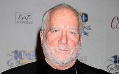 Richard Dreyfuss arrives at an Oscar Viewing Party at the Beverly Hills Hotel on February 26, 2012 in Beverly Hills, CA. (Photo Credit:  Richard Dreyfuss image Helga Esteb / Shutterstock.com)