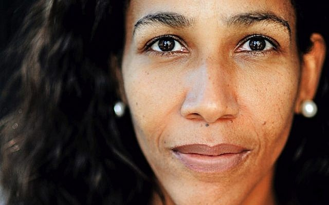 An odd series of events led Jennifer Teege, 44, to find that her grandfather was a notorious Nazi commander. (Photo credit: JTA)