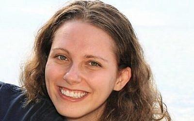 Unofficial Rabbi Barry Freundel victim spokesperson Bethany S. Mandel. (courtesy)