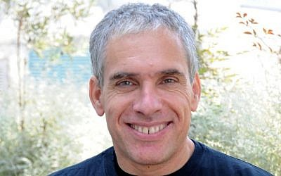 Waze founder and Israeli tech entrepreneur Uri Levine will be appearing at The Times of Israel Gala in New York on February 15. (photo credit: Sahar Rott)