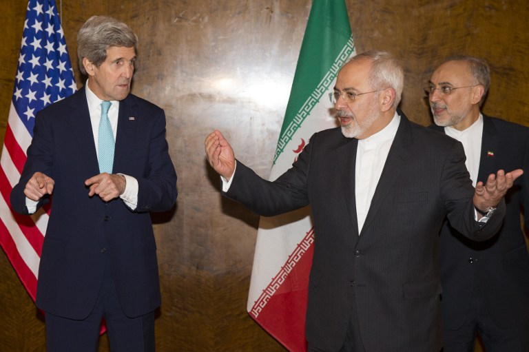 Image result for John Kerry, with Zarif, Photos
