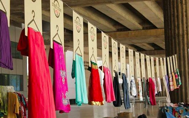 Tel Aviv Will Be Holding Its First Street Store This Friday, A Popup  Shopping Event