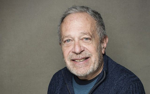Economist and former secretary of labor Robert Reich in 2013 (photo credit: Victoria Will/Invision/AP)
