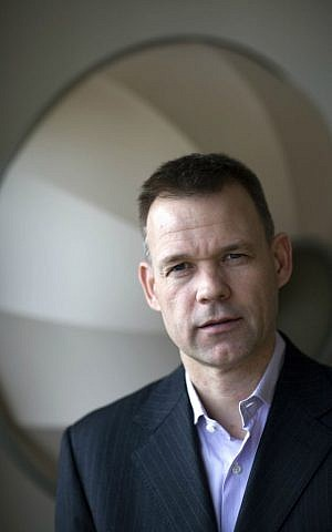 Dr. Andre Krouwel (photo credit: Vrije Universiteit Amsterdam)