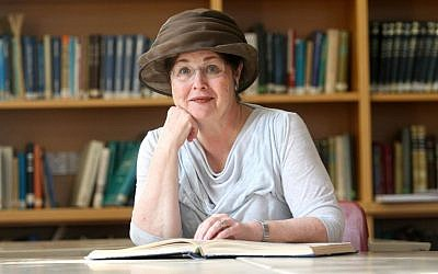 Rabbanit Malke Bina, Chancellor and Founder of Matan: 'I have been privileged to be the Rosh Yeshiva of a major institute of Torah scholarship for women which is unparalleled.' (courtesy)