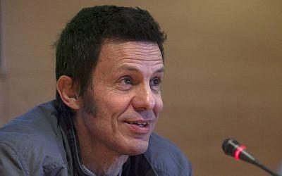 Spanish reporter Javier Espinosa. (photo credit: AP Photo/Gabriel Pecot, File)