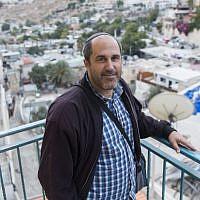 Jerusalem City Council member Aryeh King. (Yonatan Sindel/Flash90)