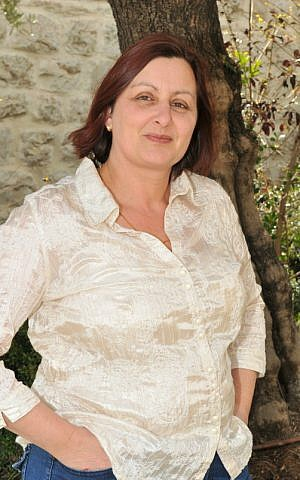 Valerie Stessin, the first woman rabbi ordained by the Conservative Movement and the Schechter institute for Jewish studies in Jerusalem in 1993. (courtesy)