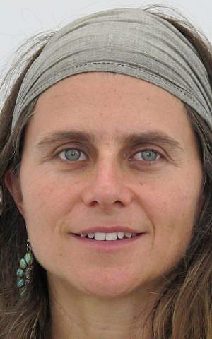 Yeshivat Maharat student and spiritual leader Melanie Landau (Helen Landau)