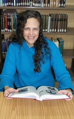 Rabbi Diana Villa, lecturer in Talmud and Jewish Law at the Schechter Rabbinical School in Jerusalem. (courtesy)