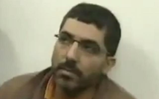 Dirar Abu Sissi (YouTube screenshot)
